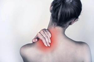 dureri musculare la nivelul gâtului injecții articulare și dureri de spate inferioare